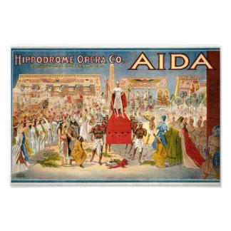 Aida en el hipódromo 1908 fotografias
