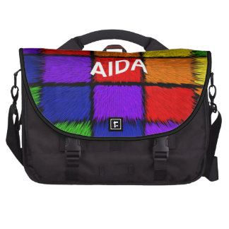 AIDA ( female names ) Bags For Laptop