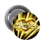 Aida Pinback Buttons