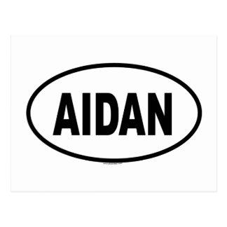 AIDAN POSTCARD
