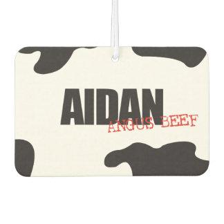 "Aidan's ""Angus Beef"" Trendy Air Freshener"