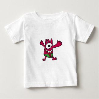 Aidan's Monster Cyclops Baby T-Shirt