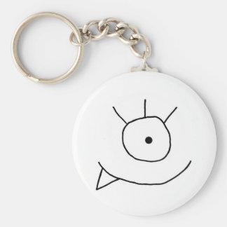 aidans monster keychain