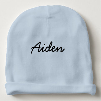 Aiden Baby Boy Hat