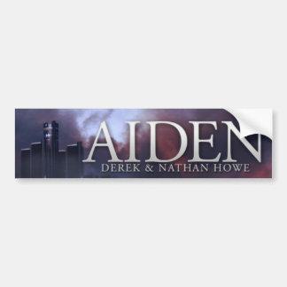 Aiden Bumper Sticker