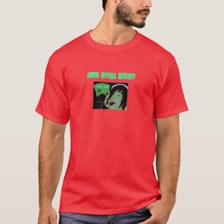 Aiden - camiseta del zombi - M - rojo