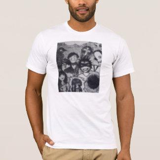 Aiden cómico - camiseta blanca