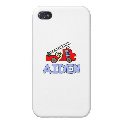 Aiden iPhone 4/4S Carcasa
