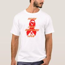 AIDS Awareness#2_ T-Shirt