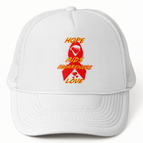 AIDS Awareness#2_ Trucker Hat