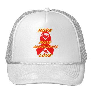 AIDS Awareness#2_ Trucker Hat