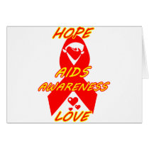AIDS Awareness#3_ Card