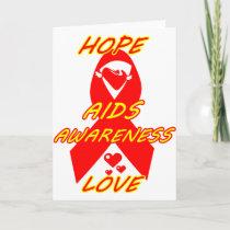 AIDS Awareness#3_ Card