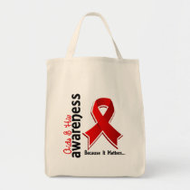 AIDS Awareness 5 Tote Bag