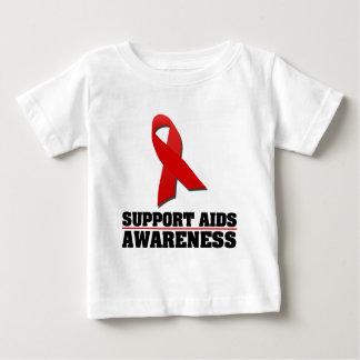 AIDS Awareness Baby T-Shirt