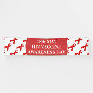 Aids awareness campaign day | Personalize Banner