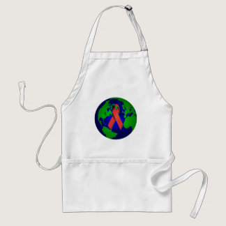 AIDS Awareness for All Adult Apron
