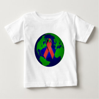 AIDS Awareness for All Baby T-Shirt