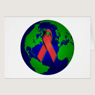 AIDS Awareness for All Card