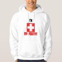 AIDS Awareness Hooded Sweatshirt