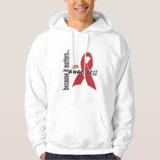 AIDS Awareness Hoodie