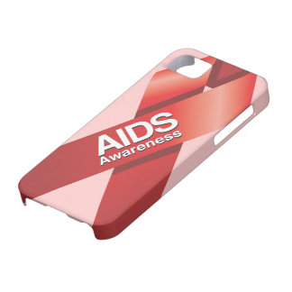 AIDS Awareness iphone case iPhone 5 Cases