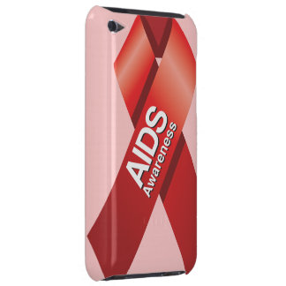 AIDS Awareness ipod case Barely There iPod Covers