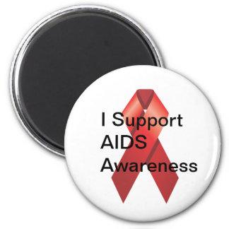 AIDS Awareness Magnet