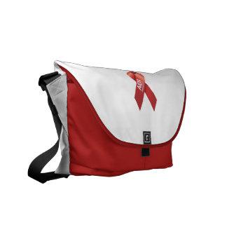 AIDS Awareness Messenger Bag