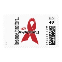 AIDS Awareness Postage