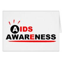 Aids Awareness (Rd/Blk)