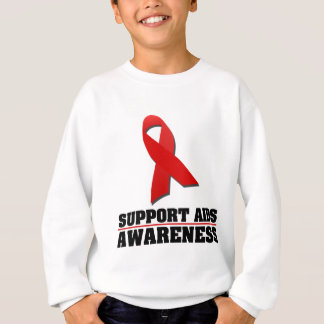 AIDS Awareness Sweatshirt