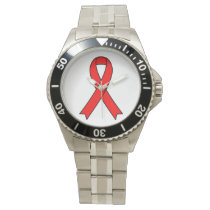 AIDS Awareness Wristwatch