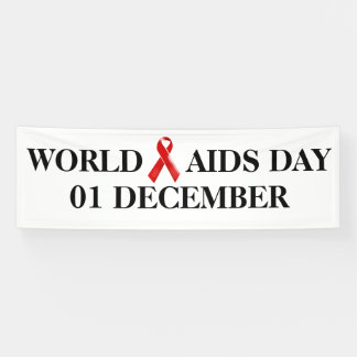 Aids day awareness | Personalize Banner