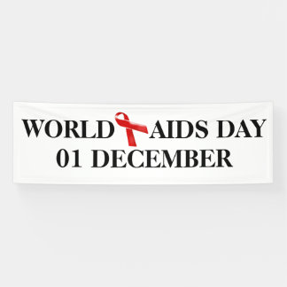 Aids day hiv campaign #02 | Personalize Banner