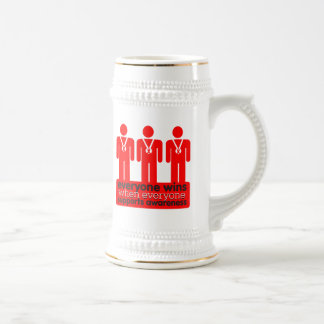 AIDS Everyone Wins With Awareness Coffee Mug