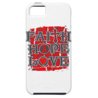 AIDS Faith Hope Love iPhone 5 Covers