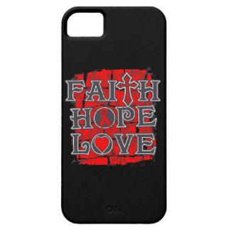 AIDS Faith Hope Love iPhone 5 Cases