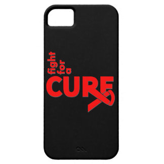 AIDS Fight For A Cure iPhone 5 Case