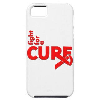 AIDS Fight For A Cure iPhone 5 Cases
