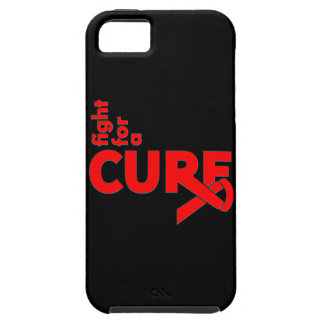 AIDS Fight For A Cure iPhone 5 Cover