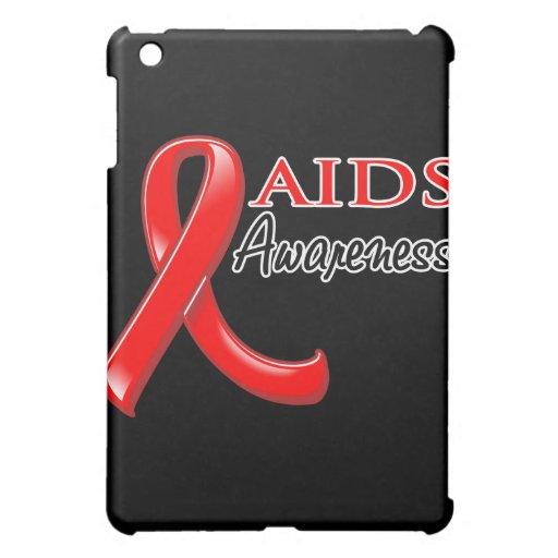 AIDS HIV Awareness Ribbon Cover For The iPad Mini