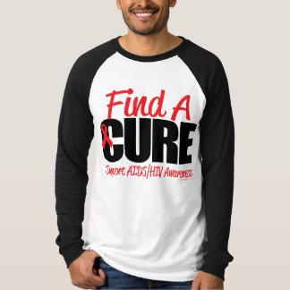 AIDS/HIV encuentran una curación Playera
