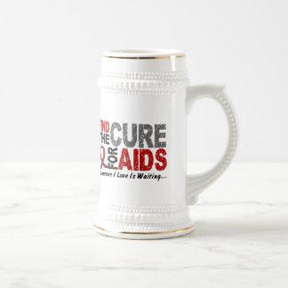 AIDS / HIV Find The Cure 1 Mug