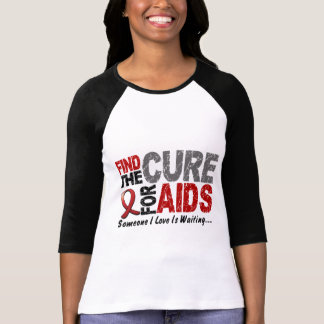 AIDS / HIV Find The Cure 1 T-Shirt