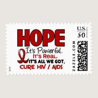 AIDS HIV HOPE 1 POSTAGE