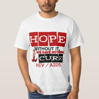 AIDS HIV HOPE 2 T-Shirt