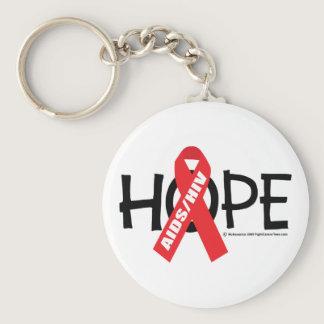 AIDS/HIV Hope Keychain