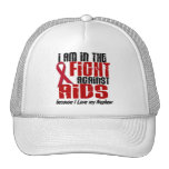 AIDS HIV In The Fight 1 Nephew Hats