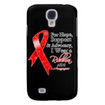 AIDS HIV Support Hope Awareness Galaxy S4 Covers